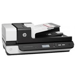 HP - Scanjet Escáner plano Enterprise Flow 7500