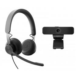 Logitech - Wired Personal Video Collaboration sistema de video conferencia 1 personas(s) 3 MP Sistema de vídeoconferencia person