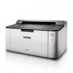 Brother - HL-1110 2400 x 600DPI A4 impresora láser/led