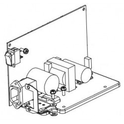 Datamax O'Neil - DPR51-2308-00 pieza de repuesto de equipo de impresión Sistema de alimentación