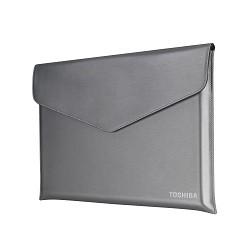 """Dynabook - PX1858E-1NCA maletines para portátil 39,6 cm (15.6"""") Funda Plata"""