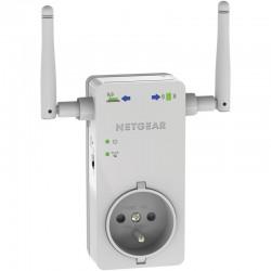 Netgear - WN3100RP Network transmitter Color blanco