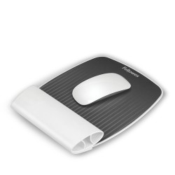 Fellowes - 9314802 Color blanco alfonbrilla para ratón