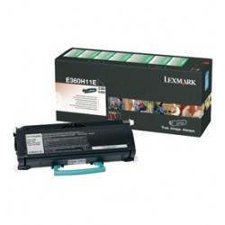 Lexmark - E360H11E cartucho de tóner Original Negro 1 pieza(s)