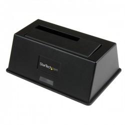StarTech.com - Estación de Acoplamiento USB 3.0 UASP para Conexión de Disco Duro SSD - Docking Station