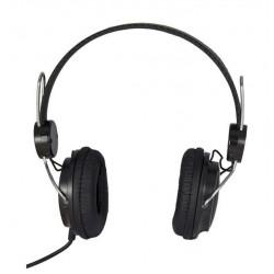 MCL - CSQ-HEAD/NZ Circumaural Negro