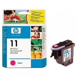 HP - Cabezal de impresión 11 magenta