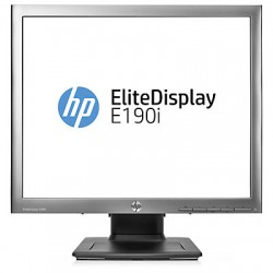 "HP - EliteDisplay E190i pantalla para PC 48 cm (18.9"") LED Plata"