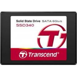 "Transcend - 64GB SATA III 6Gb/s SSD340 (Premium) 64GB 2.5"" Serial ATA III"