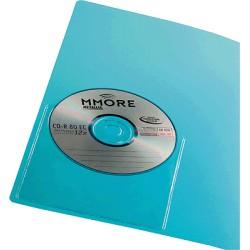 Unipapel - UPL FUND CD/DVD 100UD C/SOLAP 479ACD10