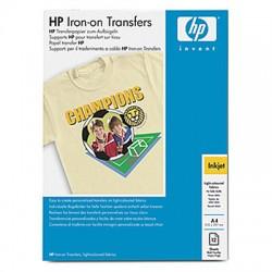 HP - Transferencias para camisetas - 12 hojas /A4/210 x 297 mm