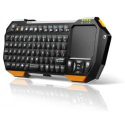 TenGO - RT3019BT Bluetooth QWERTY Negro teclado para móvil