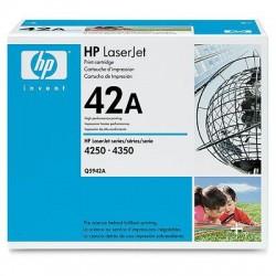HP - 42A Original Negro 1 pieza(s) - Q59