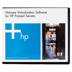 Hewlett Packard Enterprise - VMware vSphere Standard 1 Processor 3yr E-LTU/Promo software de virtualizacion