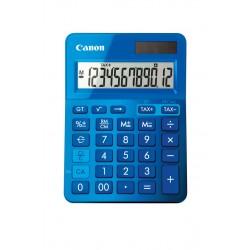 Canon - LS-123k Escritorio Calculadora básica Azul calculadora