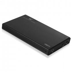 """Ewent - EW7033 caja para disco duro externo 2.5"""" Negro"""