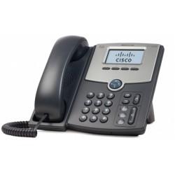 Cisco - SPA 502G teléfono IP Terminal con conexión por cable LCD