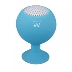 Ewent - EW3536 Mono portable speaker 2W Azul altavoz portátil