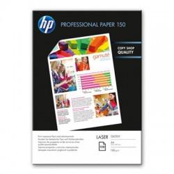 HP - Papel láser brillante profesional de 150 g/m²- 150 hojas/A4/210 x 297 mm