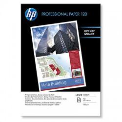 HP - CG969A papel para impresora de inyección de tinta A3 (297x420 mm) Brillo Blanco