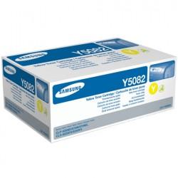 Samsung - CLT-Y5082S Tóner de láser 2000páginas Amarillo tóner y cartucho láser