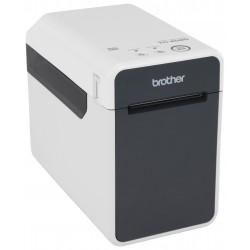 Brother - TD-2130N impresora de etiquetas Térmica directa 300 x 300 DPI Alámbrico