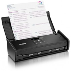 Brother - ADS-1100W ADF scanner 600 x 600DPI A4 Negro escaner