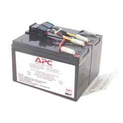 APC - RBC48 batería para sistema ups Sealed Lead Acid (VRLA)
