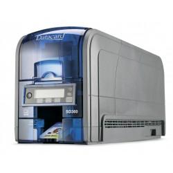 DataCard - SD360 impresora de tarjeta plástica Pintar por sublimación Color 300 x 300 DPI