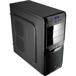 Aerocool - V3X Advance Midi-Tower Negro carcasa de ordenador - 10883413