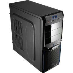 Aerocool - V3X Advance Midi-Tower Negro - 10883145