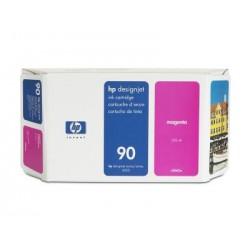 HP - Cartucho de tinta DesignJet 90 magenta de 225 ml