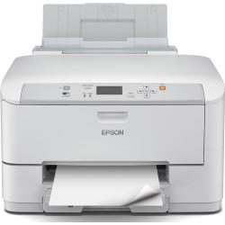 Epson - WorkForce Pro WF-5190DW Color 4800 x 1200DPI A4 Wifi Color blanco impresora de inyección de tinta