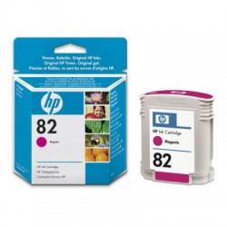 HP - Cartucho de tinta DesignJet 82 magenta de 69 ml