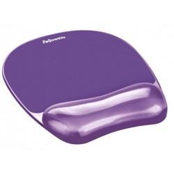 Fellowes - 9144104 alfombrilla para ratón Violeta