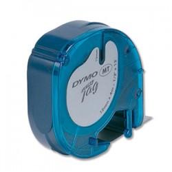 DYMO - 12mm LetraTAG Plastic tape cinta para impresora de etiquetas - 11142730