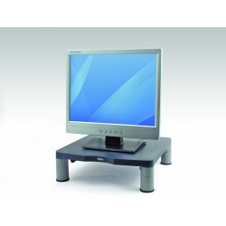 """Fellowes - 9169301 21"""" Grafito soporte de mesa para pantalla plana"""
