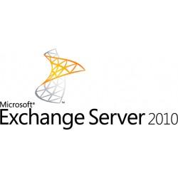 Microsoft - Exchange Server 2010 Enterprise CAL, Sngl, L/SA, OLP-NL, UsrCAL w/o Srvcs