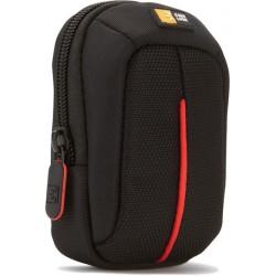 Case Logic - DCB-301-BLACK Caja compacta Negro, Rojo