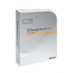 Microsoft - Exchange Server 2010 Standard, GOV, OLP-NL, SA, D CAL - 11144975