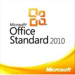 Microsoft - Office Standard 2010, OLP-NL, LIC/SA, GOV, ENG Gobierno (GOV) Inglés