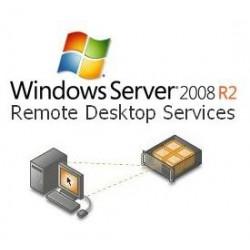 Microsoft - Remote Desktop Services 2008 R2, OLP-NL, Lic/SA, DCAL, 1u