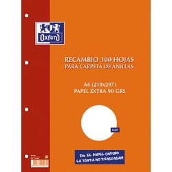 Oxford - OXF REC 100H A4 90G LISO 121049994