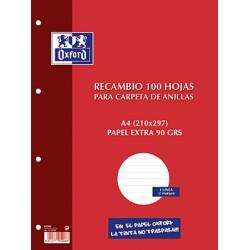 Oxford - OXF REC 100H A4 90G HZT C/M 121050994