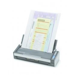 Fujitsu - ScanSnap S1300i 600 x 600 DPI Escáner con alimentador automático de documentos (ADF) Negro, Plata A4
