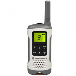 Motorola - T50 Walkie Talkie two-way radios 8 canales