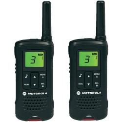 Motorola - TLKR T60 2 Pack 8channels two-way radios