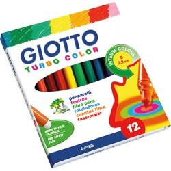 Giotto - Turbo Color Multi 12 pieza(s)