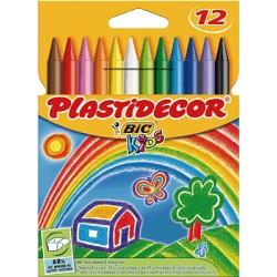 BIC - BIC EST 12 PLASTIDECOR 816961
