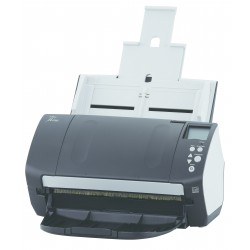 Fujitsu - fi-7160 600 x 600 DPI Escáner con alimentador automático de documentos (ADF) Negro, Blanco A4